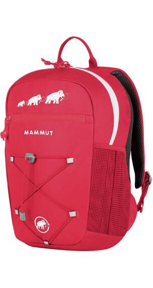 Mammut Kids First Zip Backpack 16L light carmine